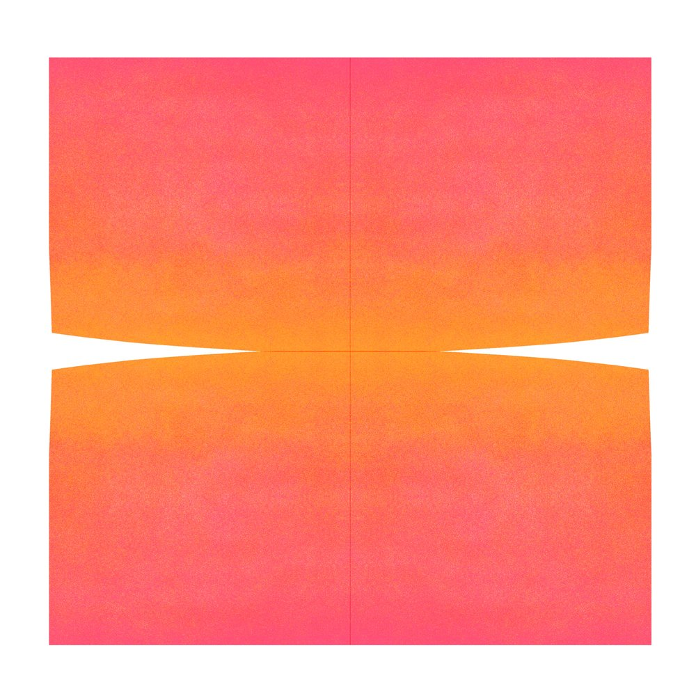 Orange and Hot Pink: Color Space