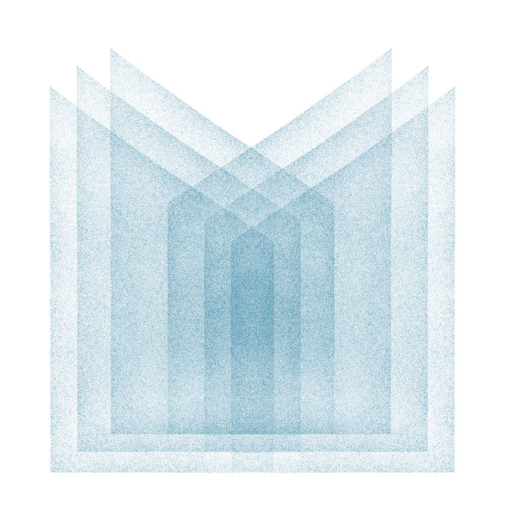 Blue Layers: Soft Geometry