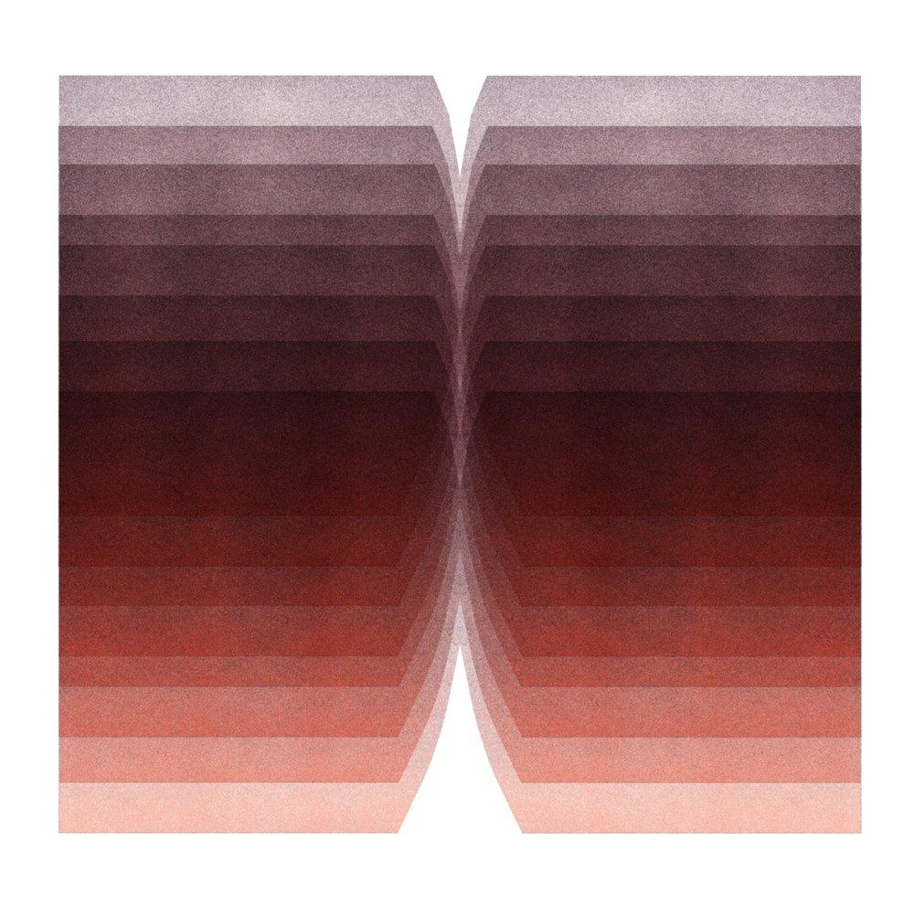 Color Space 4: Burgundy Gradient