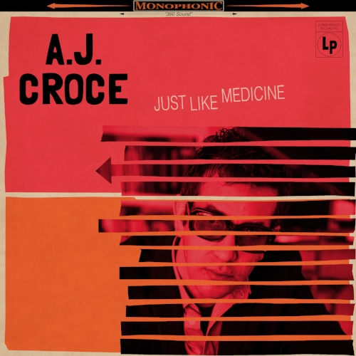 Just Like Medicine - A.J. Crocecompass recordsaugust 11, 2017Produced by Dan PennFeat. Steve Cropper, Vince Gill, and Jeff Taylor (The Time-Jumpers), with an all-star band including Colin Linden, Bryan Owings, David Hood, The Muscle Shoals Horns, and The McCrary Sisters