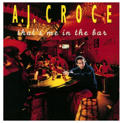 That's Me In The Bar (20th Anniversary Reissue) - A.J. CroceCompass RecordsAugust 21st, 2015Produced by Jim Keltnerfeat: david hidalgo (los lobos), ry cooder, bill payne (little feat), jim keltner (eric clapton) and flea (red hot chili peppers)