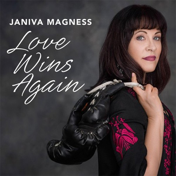 Love Wins Again -2016 Grammy® Nominee - janiva magnessBlue elan recordsapril 7, 2016