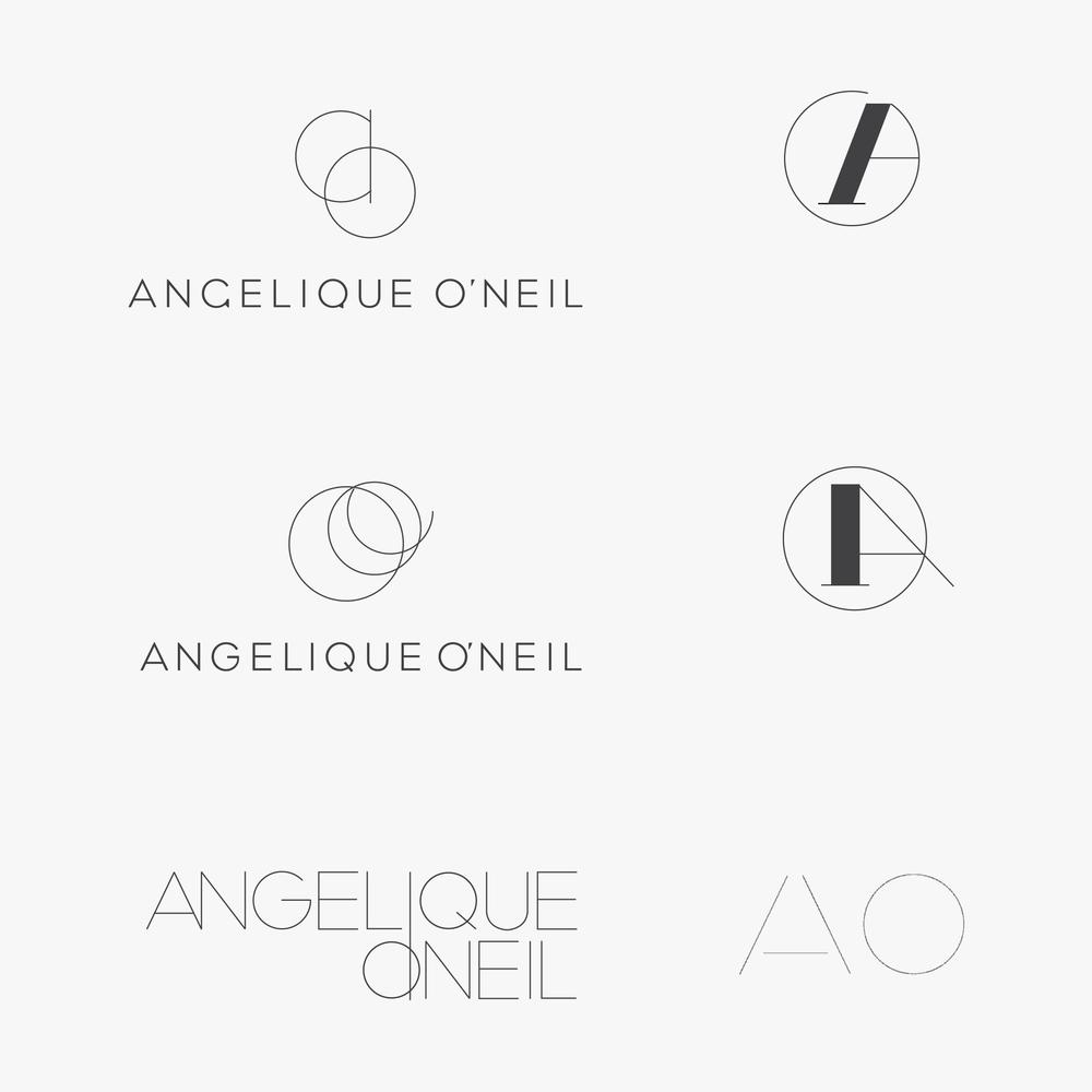 Angelique Oneil logo sketch.png