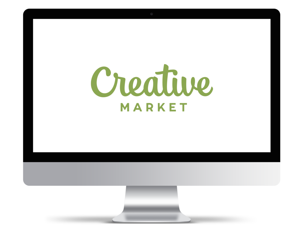 Creative Market- Creative resources for small businesses and entrepreneurs on White Box Design Studio
