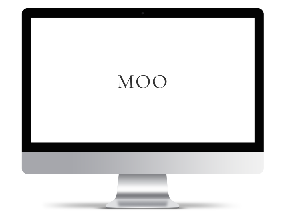 Moo- Creative resources for small businesses and entrepreneurs on White Box Design Studio