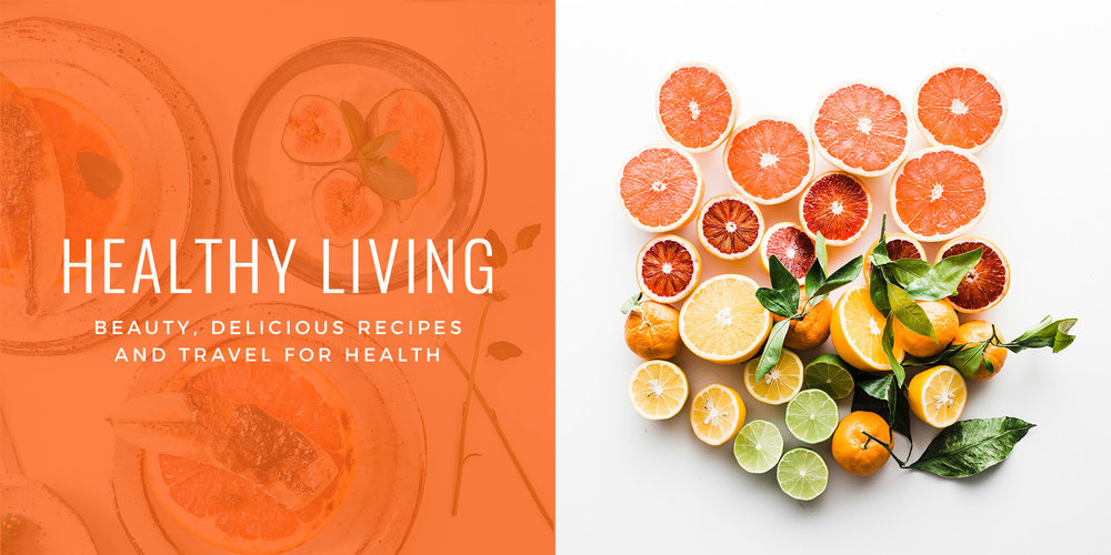 Health and wellness brand visual identity example