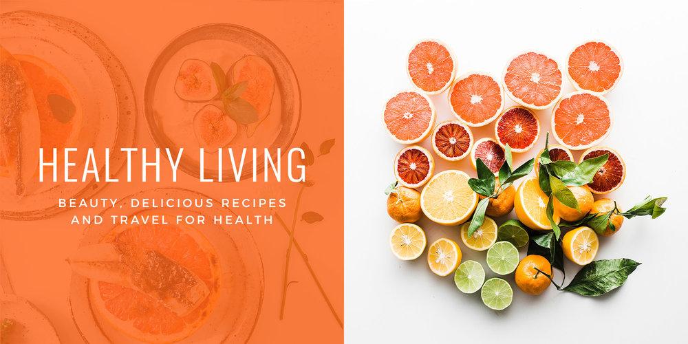 Health and wellness brand visual identity example