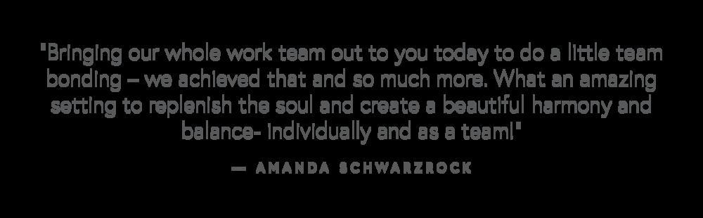 Amanda Schwarzrock