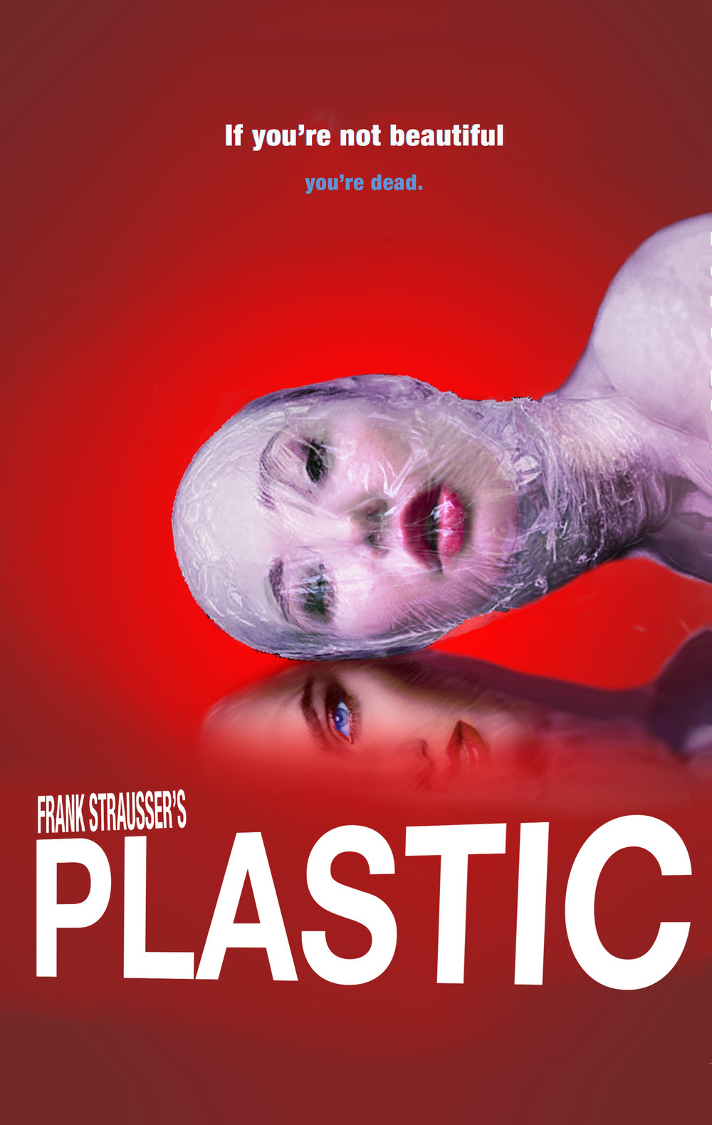Plastic - A Novel by Frank StrausserWHEN A BEVERLY HILLS PLASTIC SURGEON IS BROUGHT IN TO SURGICALLY ERASE EVIDENCE OF A CRIME AFTER A BEAUTIFUL POP STAR SUFFERS A DISFIGURING ASSAULT, HE DOES THE ONE THING A DOCTOR SHOULDN'T, HE BEGINS TO CARE.PUBLICATION IS FORTHCOMING IN JUNE 2019 / RARE BIRD BOOKS.