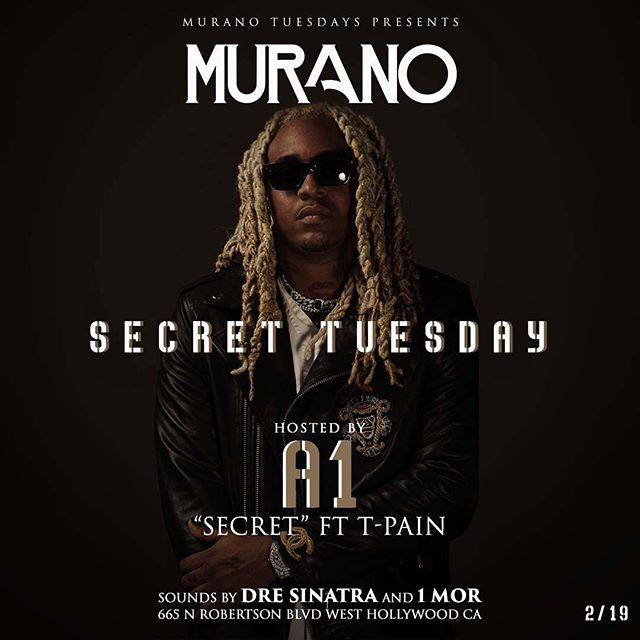 We have few secrets & we tell you about it tonight 💎 Join us 🎬🎥 #MuranoTuesdays 🤫🎭