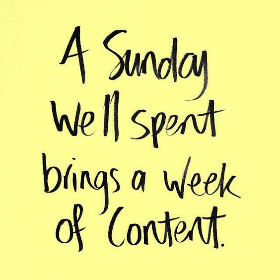 TRUTH. Make it a good one ☀️#GetItPOPiN #sundayfunday #spenditwisely #doitwell