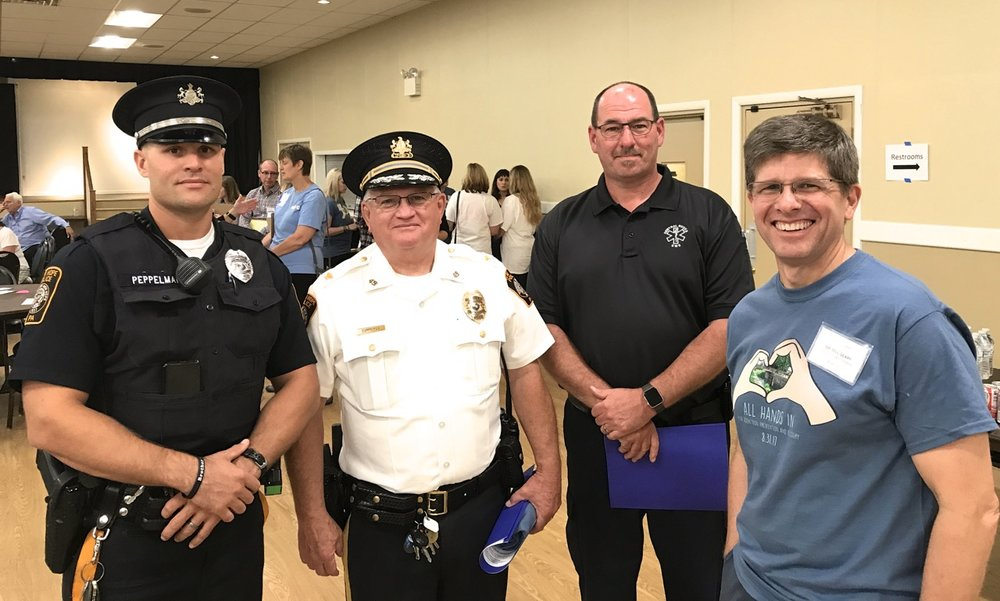 New Hope Police & EMS & Dr Bill Geary.jpg