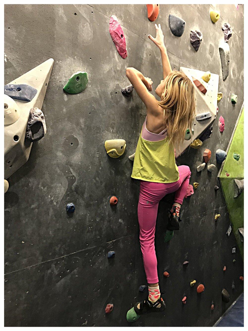 Coastal Climbing Gym on King Street