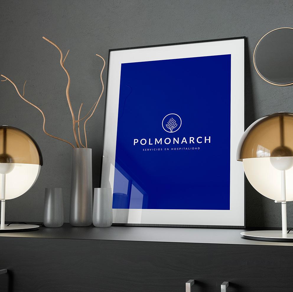 Logotipo blanco y trasparente