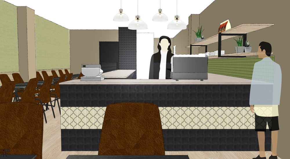 Bekka - CATEGORY - Concept Renders (Hospitality)LOCATION - Moonee Ponds, VICSTATUS - CompletedINTERIOR DESIGNER - Grace Interior DesignFINISHED ARTIST - Ilsa Melchiori