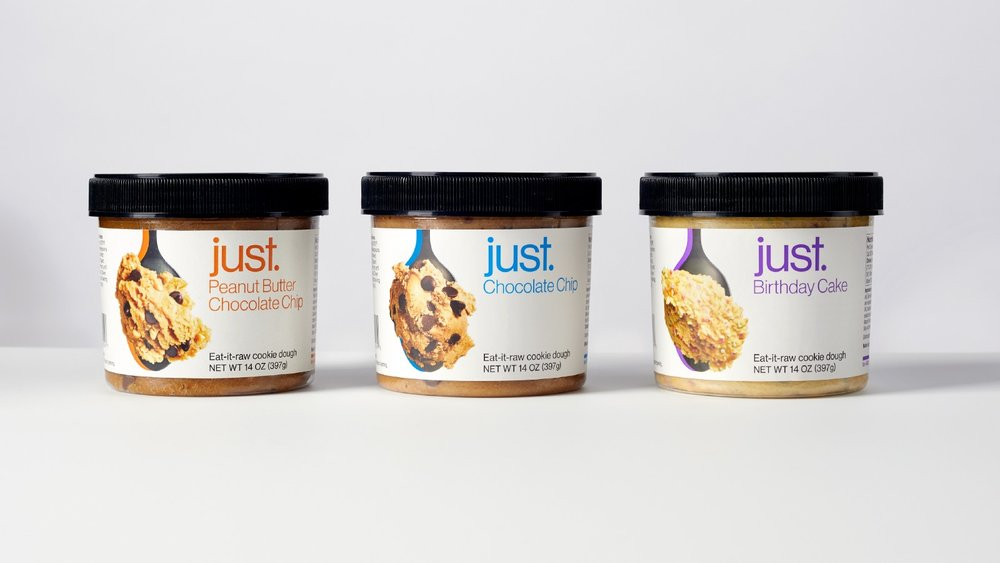 Just Cookie Dough — The Vegan Versions