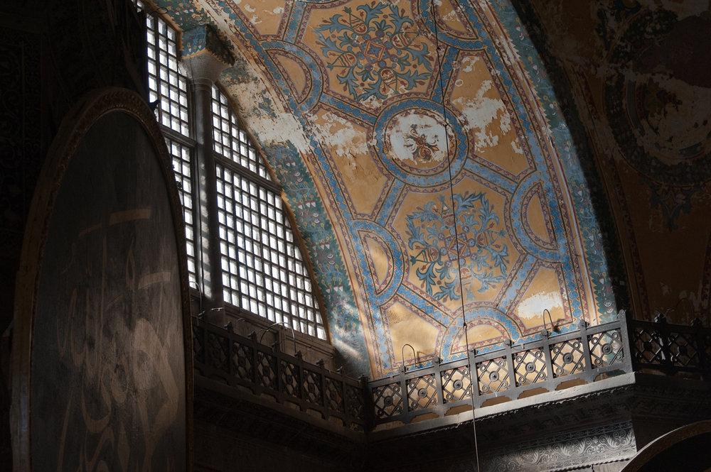 Interior of Hagia Sophia, Istanbul | Photo credit:  Gary Arndt