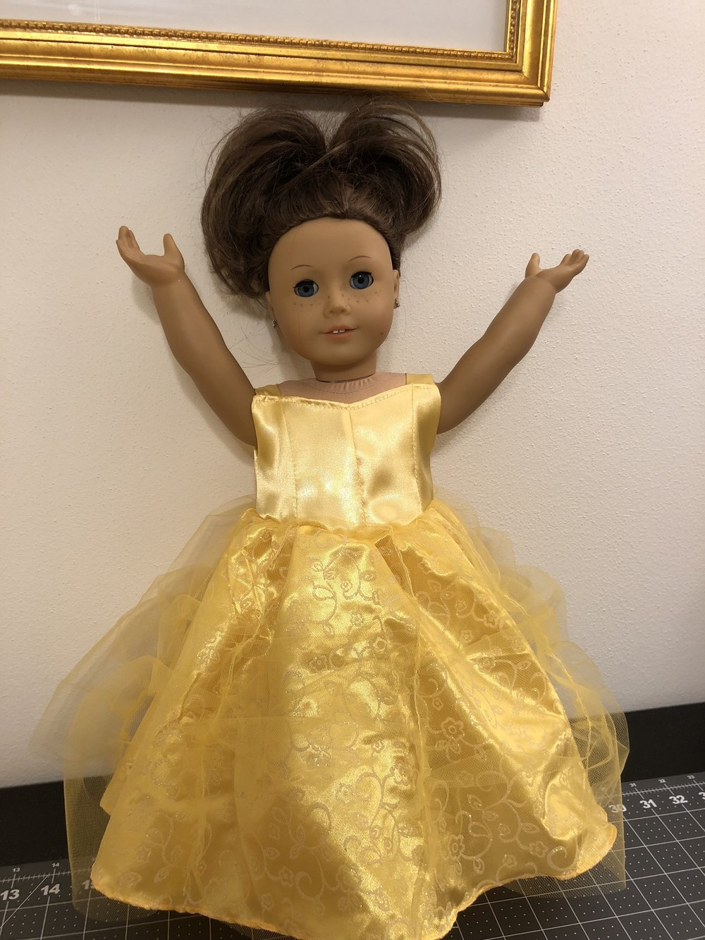 American Girl Belle Dress