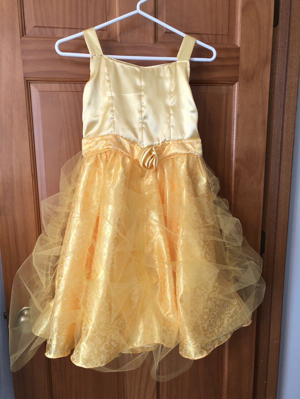 Child Size Belle Dress
