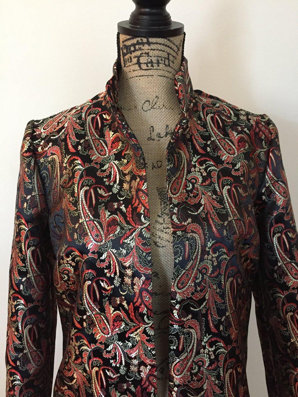 Brocade Jacket