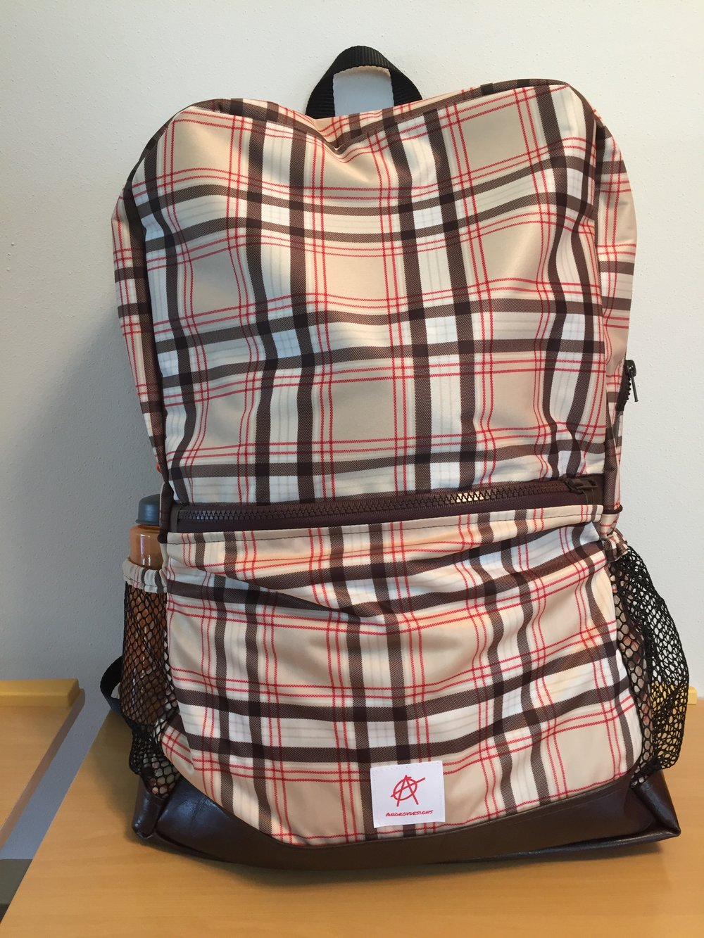 Burberry-ish Backpack