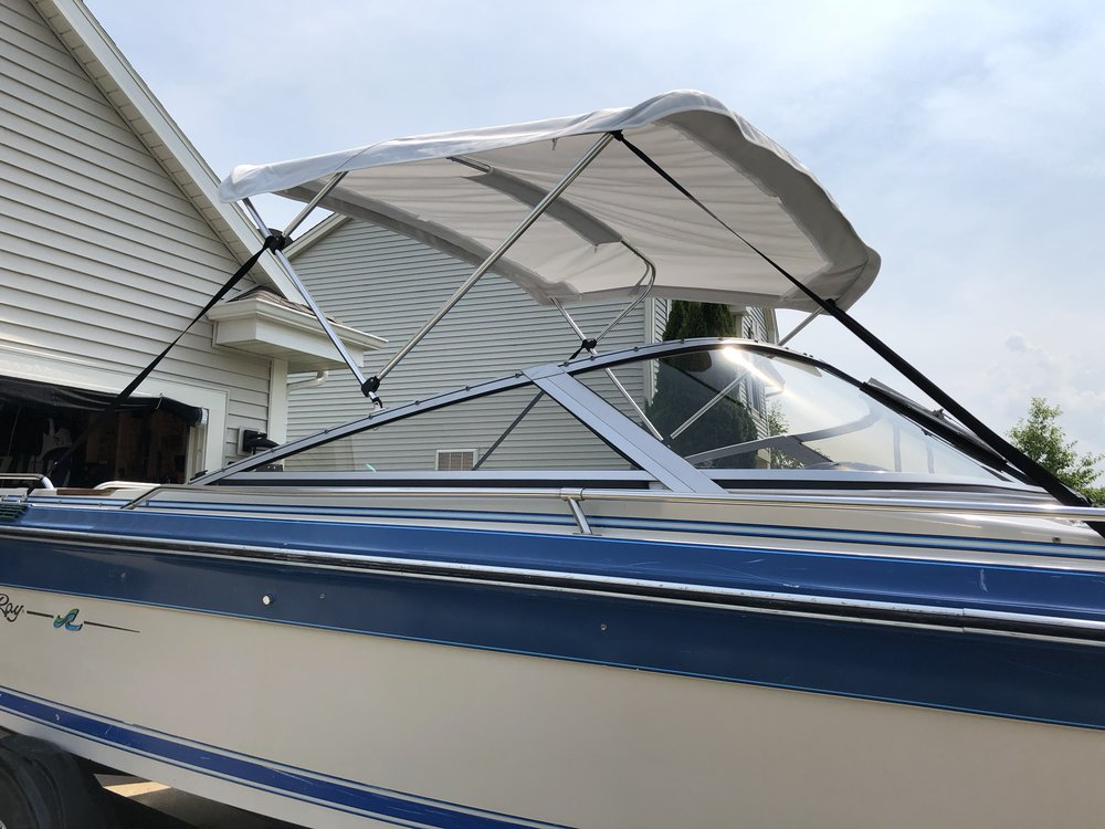 Boat Bimini Top