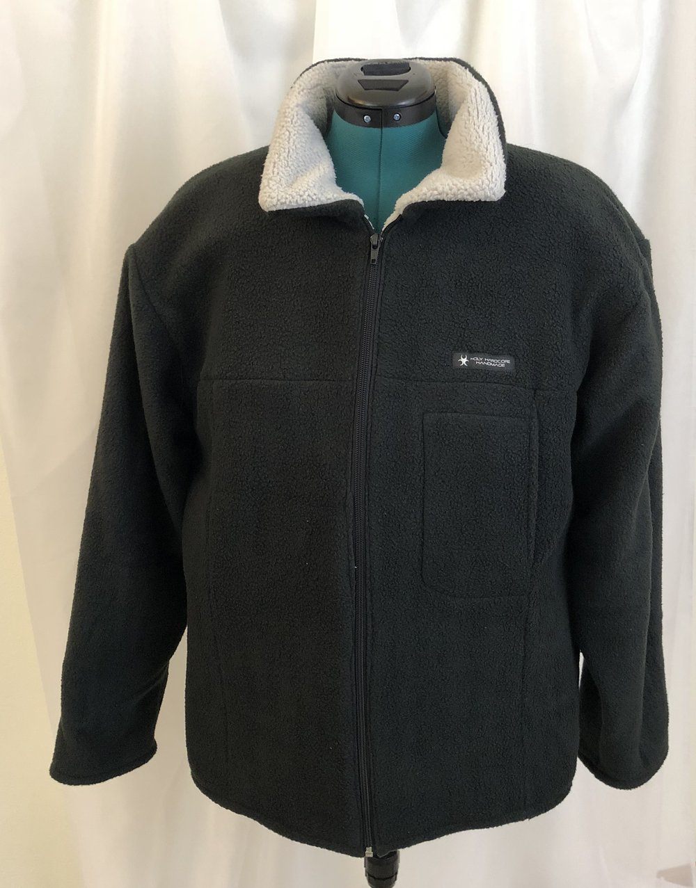 Sherpa Fleece Jacket