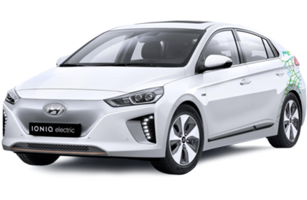 Yoogo Share Smart Electric Car Sharing