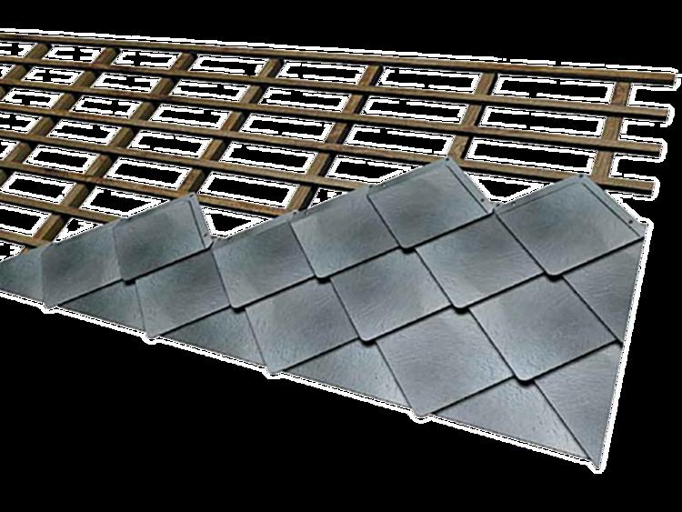 LEGGING - ・Begynn fra senter på nederste skrulekt・Fortsett horisontalt og jobb diagonalt oppover・Bruk alltid minst 2 skruhull; 3 ved bratt takvinkel・Husk dryppkant (5-10 mm)・3 mm avstand mellom hver takflis・Skruene skal IKKE strammes for hardt (flisene skal ikke ligge i spenn)・Torx A2 4,5x50 rustfrie skruer anbefales