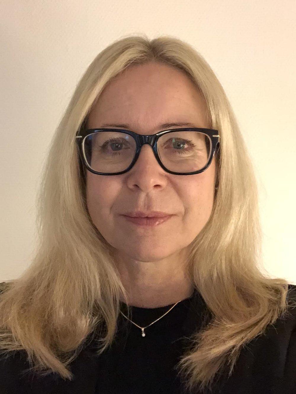 Charlotta Axelqvist, leg. Psykoterapeut med inriktning KBT.