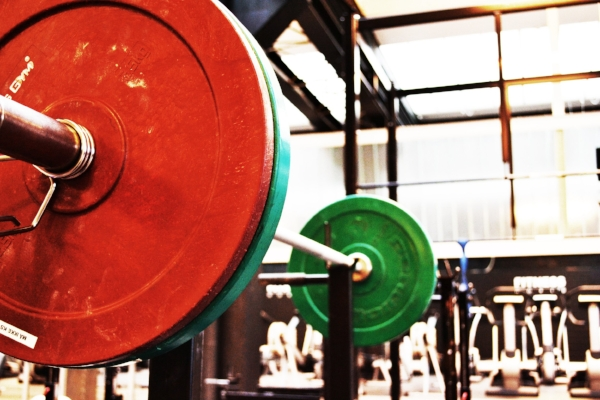 Lifting heavy things up and down is the only way to develop perfect technique and superwoman strength.