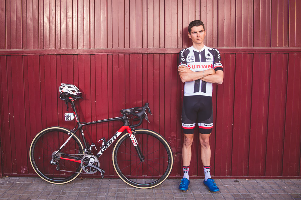 WARREN BARGUIL PORTRAIT