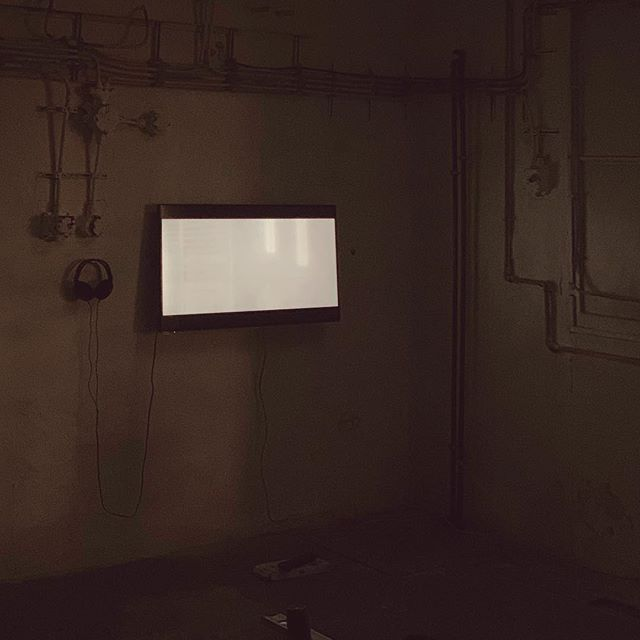 @famufest_official exhibition opening starts today at 6pm. If you're in Prague, come see my work! . . #art #videoart #film #artfilm #artlovers #artlover #gallery #museum #festival #filmfestival #prague #industrial #industry #factory #berlinart #installation #modernart #contemporaryart #landscape