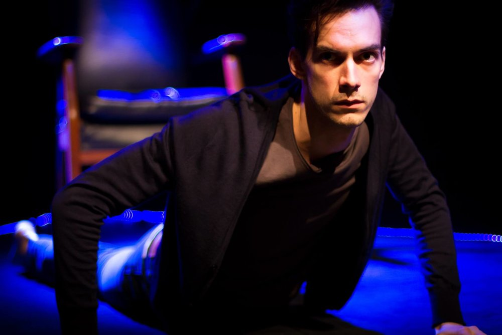 Joe Eyre as Alan