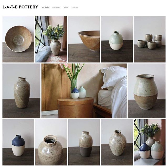 NEW WEBSITE (finally) LIVE!!! www.latepottery.co.uk  #pottery #ceramics #makersofinstagram #newwebsite #website #finally #abouttime #thanksed #webdesign #www #stoneware #wheelthrown #goingglobal #internet #checkmeout