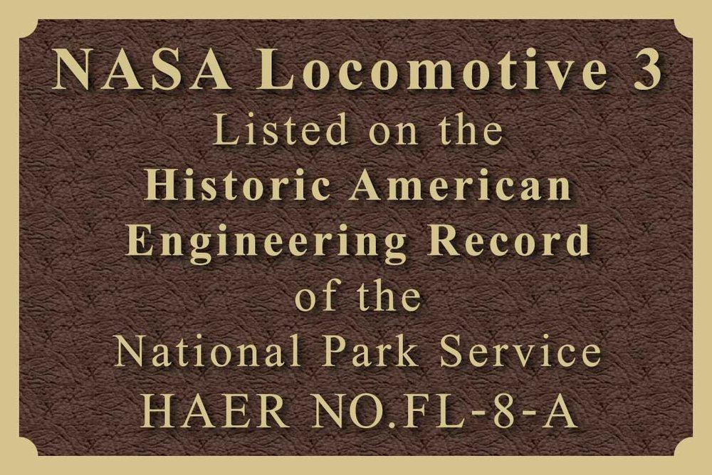 Historic Career of Former NASA Locomotive 3