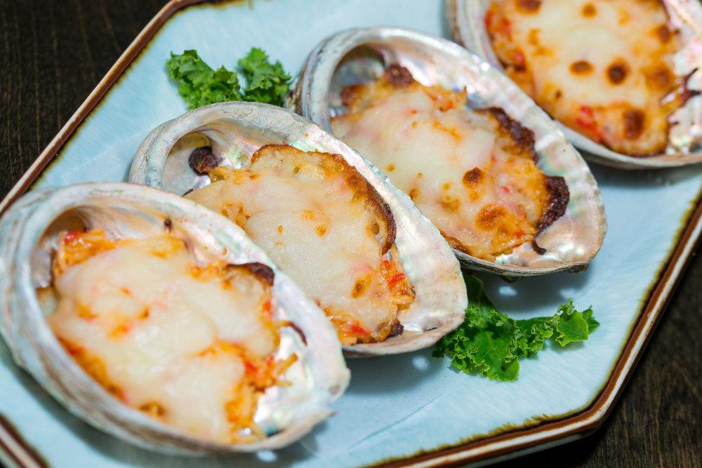 Crab Meat Half Shell