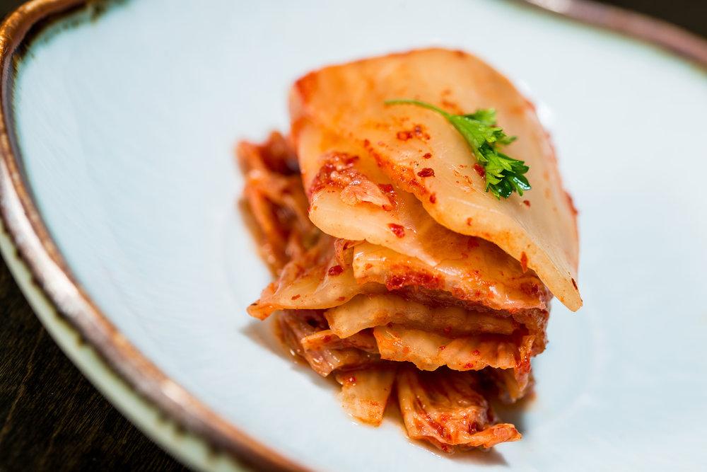 Red Kimchi
