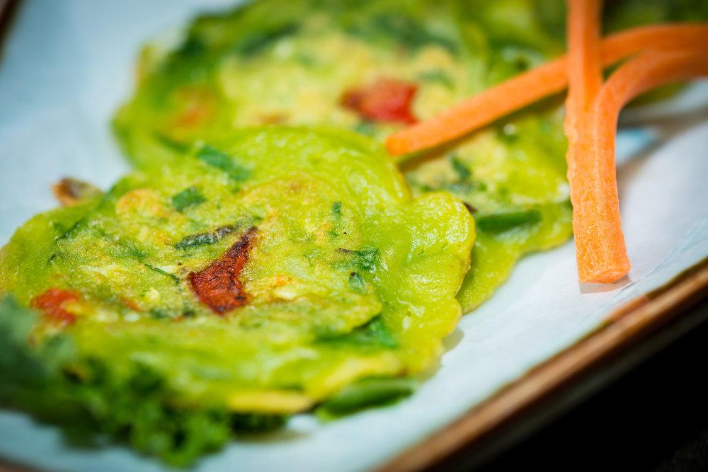 Vegetable Pancake (Jeon)