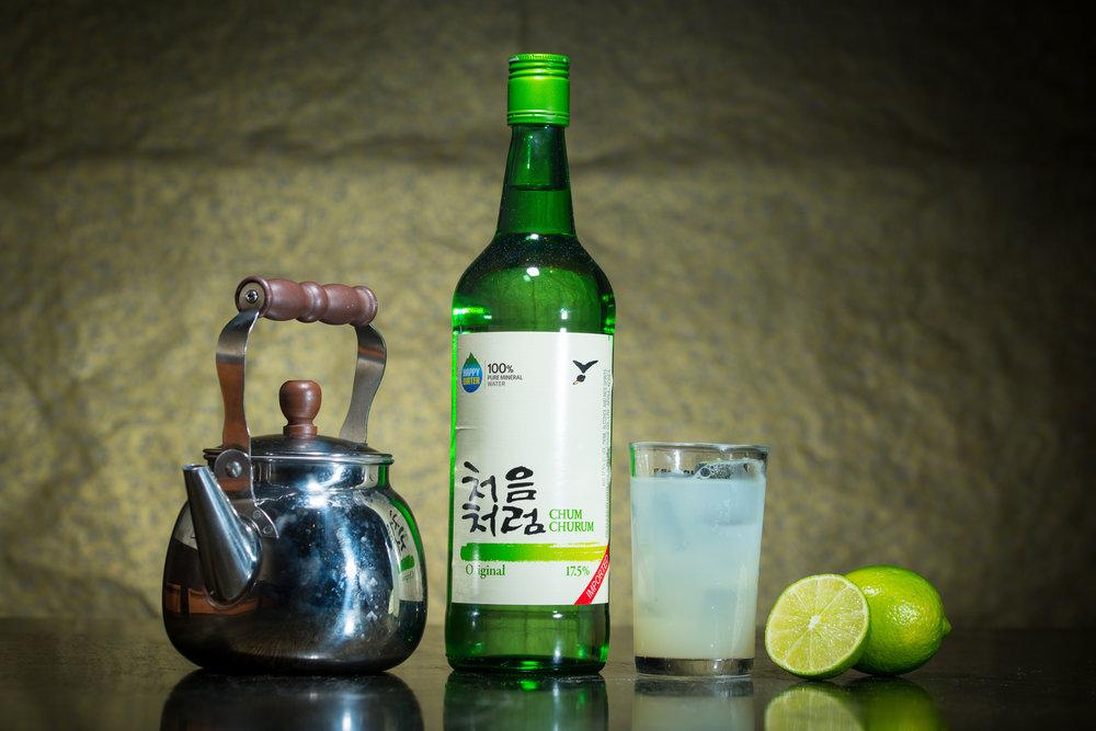 Lime Soju