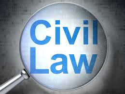 Civil Law Section - NEXT Bench-Bar Meeting: Monday May 14, 2018Bench-Bar Symposium: Thursday, May 3, 2018