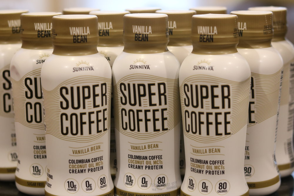 Super Coffee - Keto-friendly. Sweet. Great Iced Coffee Replacement. Wishing for more fat.