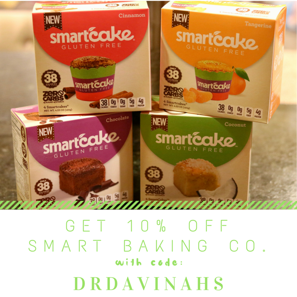Discount Code for Smart Baking Co.