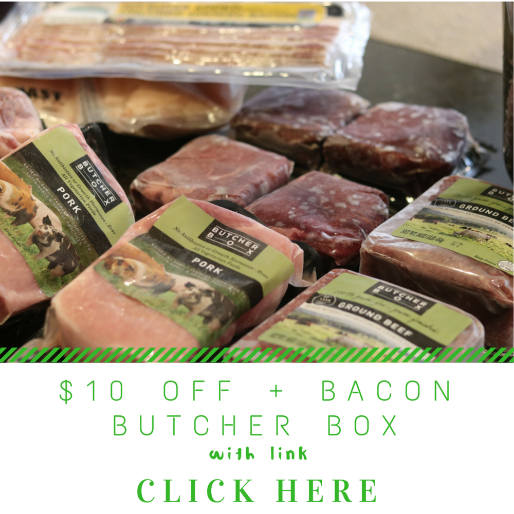 Discount Code for Butcher Box