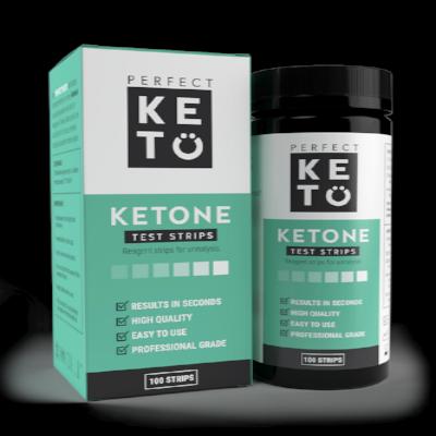 Image for Perfect Keto Ketone testing strips
