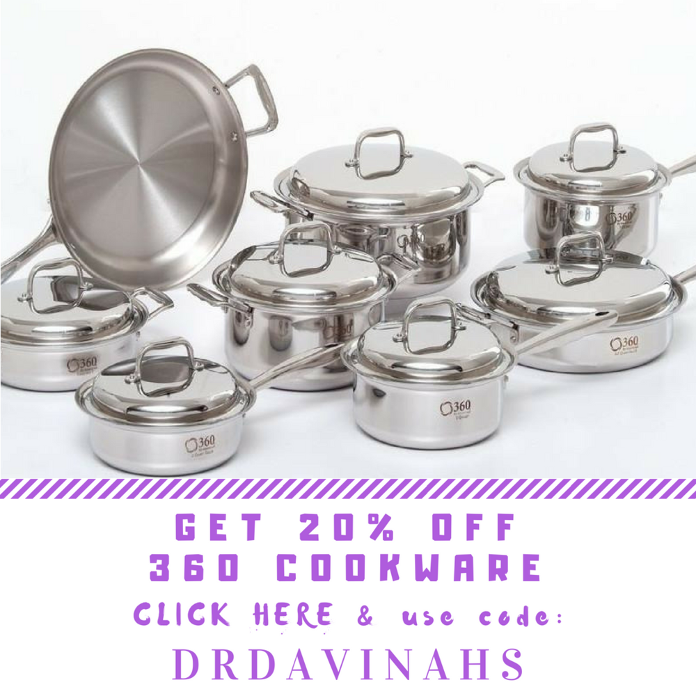 Discount Code for 360 Cookware