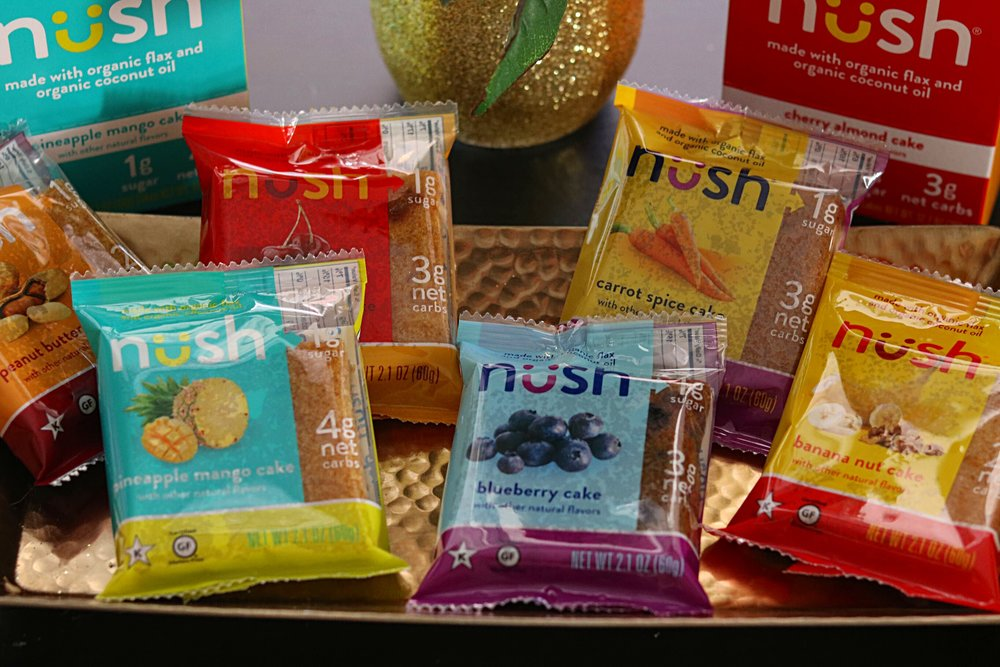Nush Foods Cakes - Moist | True to Flavor | No Added Sugar