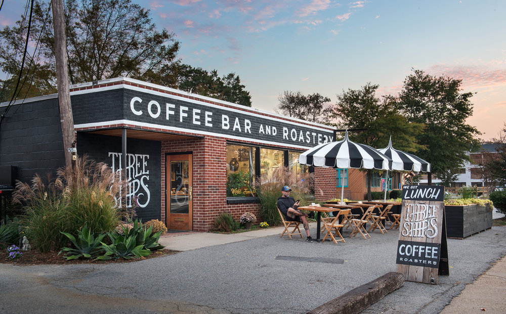 THREESHIPS COFFEE [VIRGINIA BEACH]