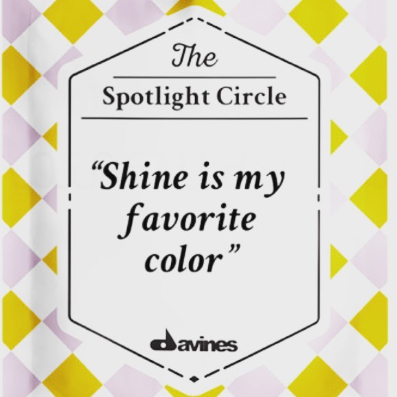 Get a FREE full size Spotlight Circle mask with your $30 Davines purchase while supplies last!