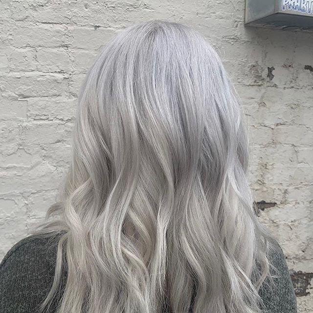 Icy Blonde [Bobby] #davines #donewithdavines #fleetstreetlex